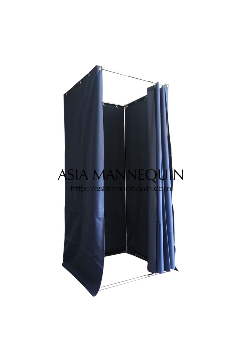 Mfr001 Ing Room Open Top Ring Curtain